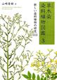 草木染 染料植物図鑑<新装版> 新しい染料植物の研究113 (3)