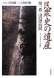 民衆史の遺産 山の漂泊民 サンカ・マタギ・木地屋(1)
