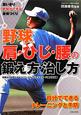 野球 肩・ひじ・腰の鍛え方・治し方 思いきり野球ができる身体づくり
