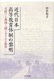 近代日本 高等教育体制の黎明 交錯する地域と国とキリスト教界