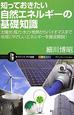 知っておきたい 自然エネルギーの基礎知識 太陽光・風力・水力・地熱からバイオマスまで地球にや