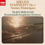 シベリウス:交響曲第1番&組曲 歴史的情景 第1番