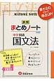 中学国語 まとめノート 国文法