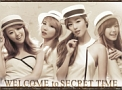 WELCOME to SECRET TIME(B)(DVD付)