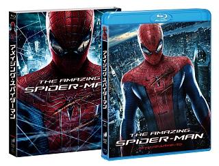 アメイジング・スパイダーマン ブルーレイ&DVDセット