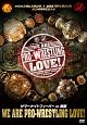 新日本プロレスリング&全日本プロ・レスリング創立40周年記念大会 サマーナイトフィーバーin両国 「We are Prowrestling Love!」