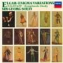エルガー:エニグマ変奏曲、交響的習作《フォールスタッフ》