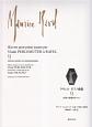 ラヴェル/ピアノ曲集 高雅で感傷的なワルツ ペルルミュテールが作曲者自身に演奏したラヴェル作品(6)