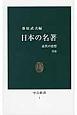 日本の名著<改版> 近代の思想