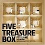 FTIsland 4集 - Five Treasure Box (CD + ミニポスターセット) (台湾独占初回限定盤)