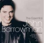 THE ESSENTIAL JOHN BARROWMAN