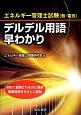 デルデル用語早わかり エネルギー管理士試験(熱・電気) 初めて受験される方に最適 重要用語をやさしく解説