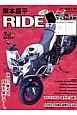 東本昌平 RIDE 特集:アドベンチャーモデル万歳! バイクに乗り続けることを誇りに思う(67)