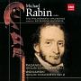 パガニーニ:ヴァイオリン協奏曲第1番 ヴィエニアフスキ:ヴァイオリン協奏曲第2番、第1番