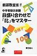 中学受験文章題 目盛り合わせで「比」をマスター 新・算数宣言!!