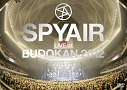 SPYAIR LIVE at 武道館 2012