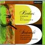 ストコフスキーの芸術(2) ブラームス:交響曲3番ヘ長調作品90/バルトーク:管弦楽のための協奏曲Sz.116