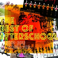 THE BEST OF AFTERSCHOOL2009-2012 -Korea Ver.-(初回限定盤)(DVD付)