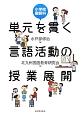 単元を貫く言語活動の授業展開 小学校国語科