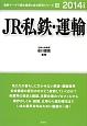 JR・私鉄・運輸 2014