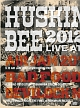 HUSKING BEE 2012 LIVE at AIR JAM2012,BAD FOOD STUFF,DEVILOCK NIGHT THE FINAL