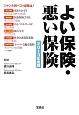 よい保険・悪い保険 2013 ジャンル別ベスト保険は!