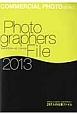 PHOTOGRAPHERS FILE 2013 プロフェッショナル・フォトグラファー 297人の仕