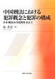 中国刑法における犯罪概念と犯罪の構成 日本刑法との比較を交えて