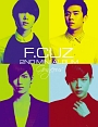 F.CUZ 2nd Mini Album - Gorgeous (台湾版)