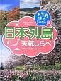 日本列島天気しらべ お天気博士になろう!5