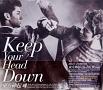 東方神起 - Keep Your Head Down (通常版) (台湾版)