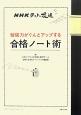 勉強力がぐんとアップする合格ノート術 NHKテストの花道