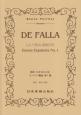 歌劇<はかなき人生> スペイン舞曲 第1番/ファリャ No.335