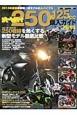 オートバイ250&125cc購入ガイド 2013 今買える最新モデル完全保存版ガイド