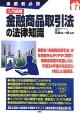 入門図解・金融商品取引法の法律知識 事業者必携