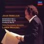 シベリウス:交響曲第1番・第5番、≪カレリア≫組曲