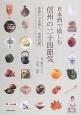 日本酒で愉しむ 信州の二十四節気 季節の日本酒と、酒肴百撰。