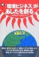 続・「環境ビジネス」があしたを創る~太陽経済の誕生か?~