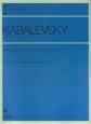 カバレフスキー 6つのプレリュードとフーガ 解説付