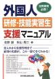 外国人 研修・技能実習生 支援マニュアル 国際業務必携! 受入れから労務管理まで-雇用の実務が、この一冊で全