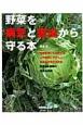 野菜を病気と害虫から守る本 有機栽培にも対応する人や環境にやさしい病害虫対策の