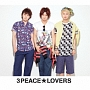3Peace☆Lovers[Type-A](DVD付)
