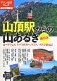 山頂駅からの山あるき 西日本 ロープウェイ、ケーブルカー、リフト、バスで登る山