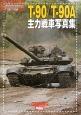 T-90/T-90A主力戦車写真集<日本語版>