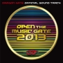 DRAGON GATE OFFICIAL SOUND TRACK OPEN THE MUSIC GATE 2013