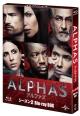 ALPHAS/アルファズ シーズン2 BD-BOX