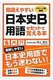 間違えやすい日本史B用語をセットで覚える本 パターン別整理