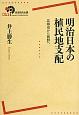 明治日本の植民地支配 北海道から朝鮮へ
