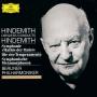 ヒンデミット:交響曲≪画家マティス≫、主題と変奏≪4つの気質≫、ウェーバーの主題による交響的変容