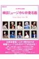 韓国ミュージカル俳優名鑑